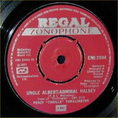 Uncle Albert/Admiral Halsey - Paul McCartney : les secrets de l'album (paroles, tablature)