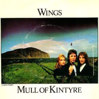 Mull Of Kintyre - Paul McCartney : les secrets de l'album (paroles, tablature)