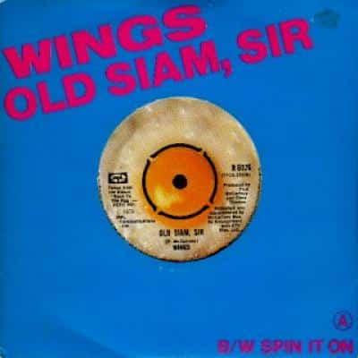Old Siam Sir - Paul McCartney : les secrets de l'album (paroles, tablature)