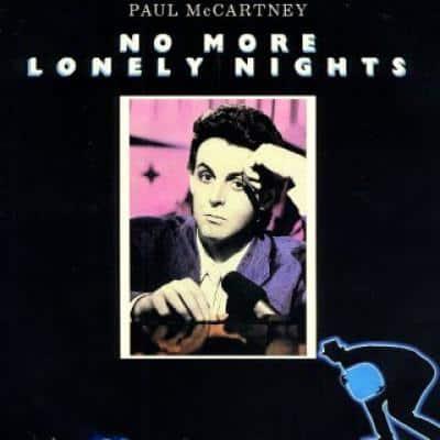 No More Lonely Nights (Ballad) - Paul McCartney : les secrets de l'album (paroles, tablature)