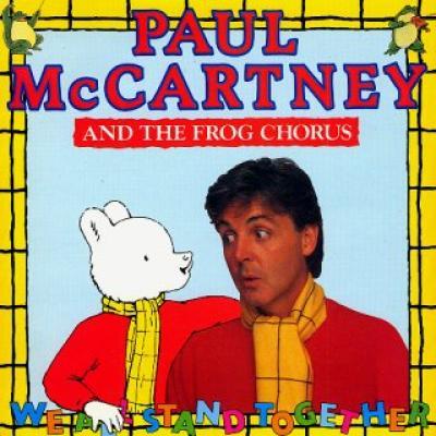 We All Stand Together - Paul McCartney : les secrets de l'album (paroles, tablature)