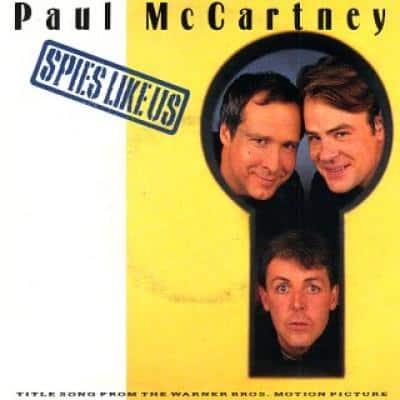 Spies Like Us - Paul McCartney : les secrets de l'album (paroles, tablature)