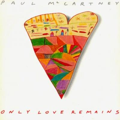Only Love Remains - Paul McCartney : les secrets de l'album (paroles, tablature)