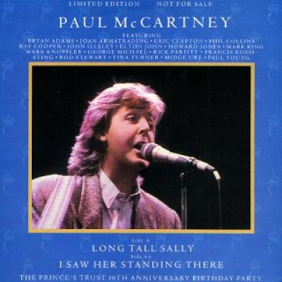 Long Tall Sally - Paul McCartney : les secrets de l'album (paroles, tablature)