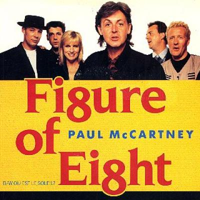 Figure Of Eight - Paul McCartney : les secrets de l'album (paroles, tablature)