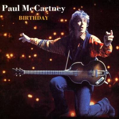 Birthday - Paul McCartney : les secrets de l'album (paroles, tablature)