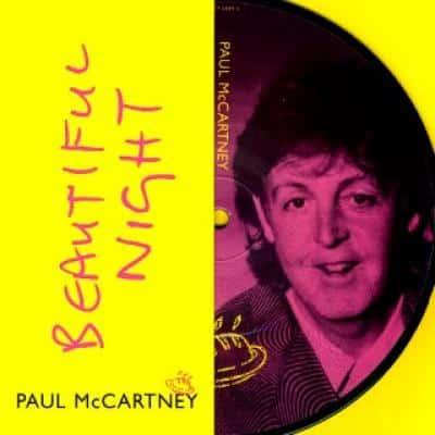 Beautiful Night - Paul McCartney : les secrets de l'album (paroles, tablature)
