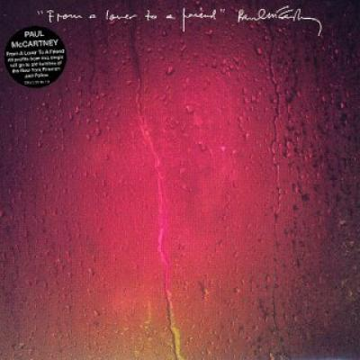 From A Lover To A Friend - Paul McCartney : les secrets de l'album (paroles, tablature)
