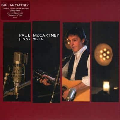 Jenny Wren - Paul McCartney : les secrets de l'album (paroles, tablature)