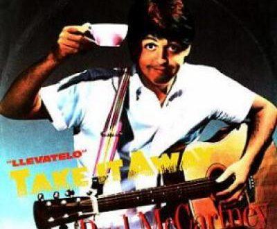 Take It Away – Paul McCartney : les secrets de l'album (paroles, tablature)