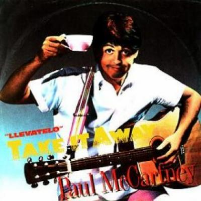 Take It Away - Paul McCartney : les secrets de l'album (paroles, tablature)