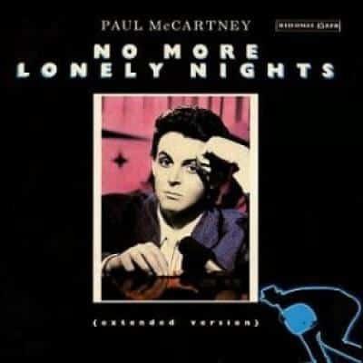 No More Lonely Nights (Extended Playout Version) - Paul McCartney : les secrets de l'album (paroles, tablature)