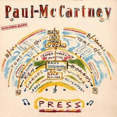 Press - Paul McCartney : les secrets de l'album (paroles, tablature)