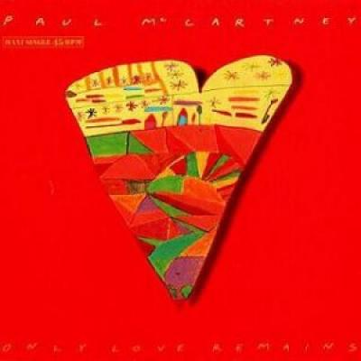 Only Love Remains - Paul McCartney : les secrets de l'album (paroles, tablature)