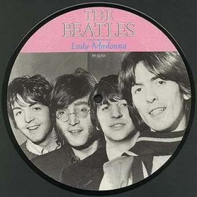 Lady Madonna - The Beatles : les secrets de l'album (paroles, tablature)