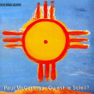 Ou Est Le Soleil ? - Paul McCartney : les secrets de l'album (paroles, tablature)