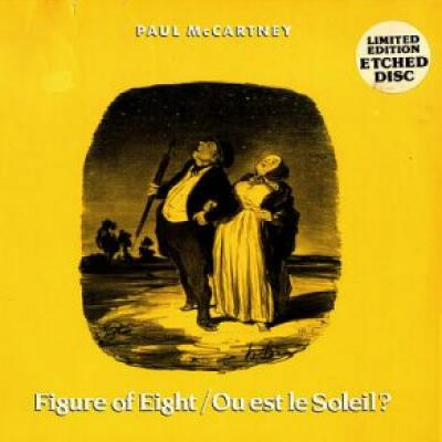 Figure Of Eight (vers.3)  - Paul McCartney : les secrets de l'album (paroles, tablature)