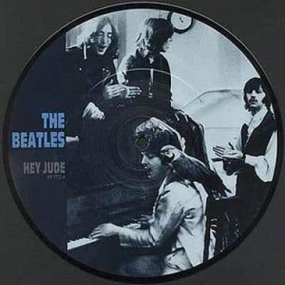 Hey Jude (Picture) - The Beatles : les secrets de l'album (paroles, tablature)