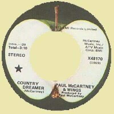 Country Dreamer - Paul McCartney : les secrets de l'album (paroles, tablature)