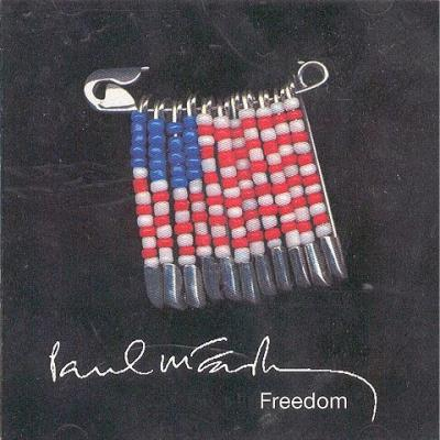 Freedom - Paul McCartney : les secrets de l'album (paroles, tablature)