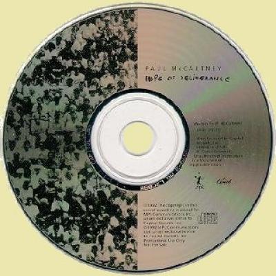 Hope Of Deliverance - Paul McCartney : les secrets de l'album (paroles, tablature)