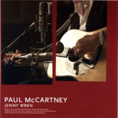 Jenny Wren - Paul McCartney : les secrets de l'album (paroles, tablature)