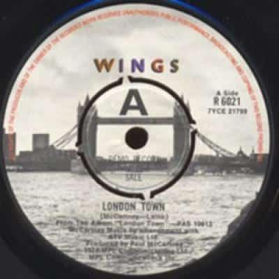 London Town / I'm Carrying - Paul McCartney : les secrets de l'album (paroles, tablature)