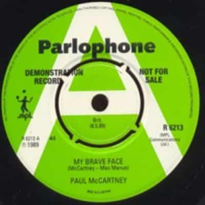 My Brave Face / Flying To My Home - Paul McCartney : les secrets de l'album (paroles, tablature)