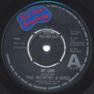 My Love / The Mess - Paul McCartney : les secrets de l'album (paroles, tablature)