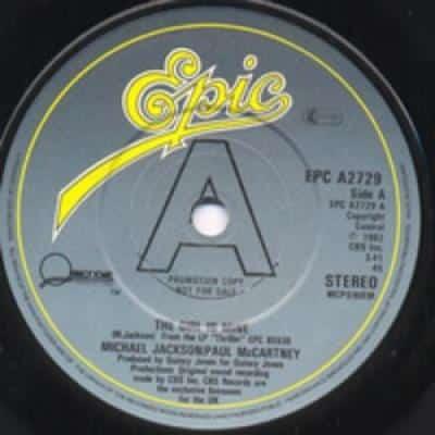 The Girl Is Mine - Paul McCartney : les secrets de l'album (paroles, tablature)