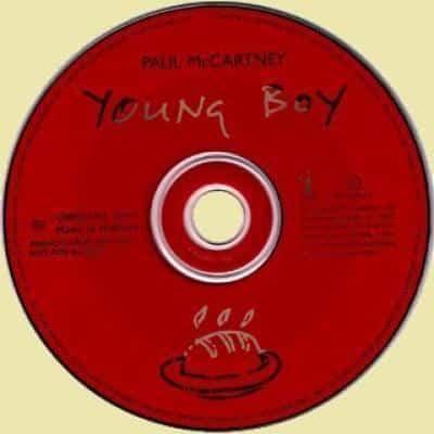 Young Boy - Paul McCartney : les secrets de l'album (paroles, tablature)