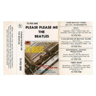 Please Please Me - The Beatles : les secrets de l'album (paroles, tablature)
