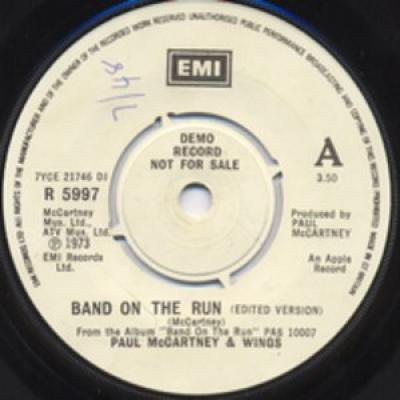Band On The Run (Edited Version) / Band On The Run (Full Version) - Paul McCartney : les secrets de l'album (paroles, tablature)