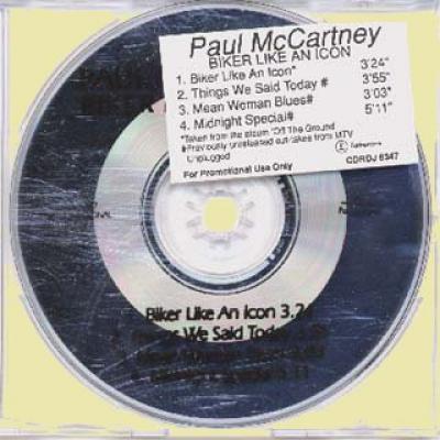 Biker Like An Icon - Paul McCartney : les secrets de l'album (paroles, tablature)