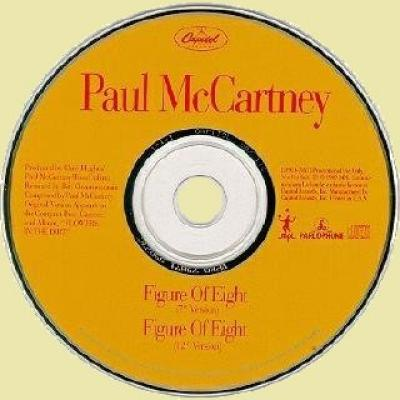 Figure Of Eight - Paul McCartney : les secrets de l'album (paroles, tablature)