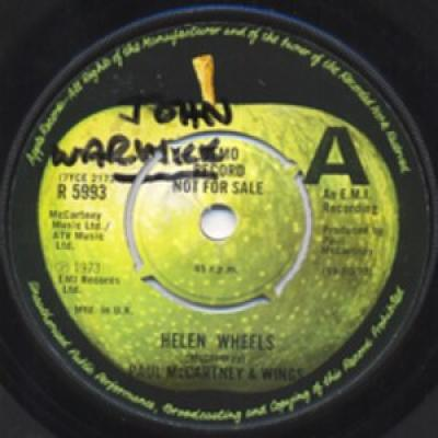 Helen Wheels / Country Dreamer  - Paul McCartney : les secrets de l'album (paroles, tablature)
