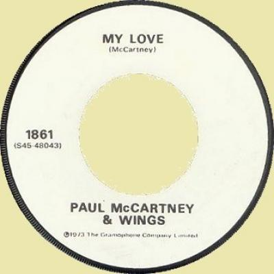 My Love - Paul McCartney : les secrets de l'album (paroles, tablature)