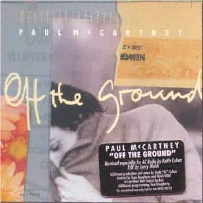 Off The Ground - Paul McCartney : les secrets de l'album (paroles, tablature)