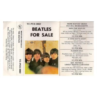 Beatles For Sale - The Beatles : les secrets de l'album (paroles, tablature)