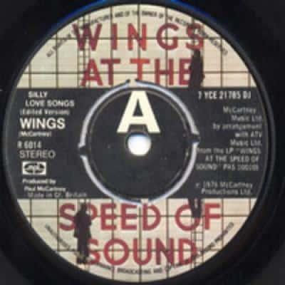 Silly Love Songs (Edited Version) / Silly Love Songs  - Paul McCartney : les secrets de l'album (paroles, tablature)