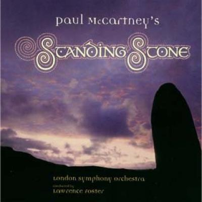 Standing Stone - Paul McCartney : les secrets de l'album (paroles, tablature)