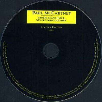 Tropic Island Hum - Paul McCartney : les secrets de l'album (paroles, tablature)