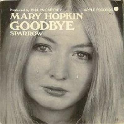 MARY HOPKIN - Goodbye (1969) - Les collaborations discographiques de Paul McCartney : les secrets de l'album (paroles, tablature)