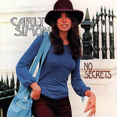CARLY SIMON - No Secrets (1972) - Les collaborations discographiques de Paul McCartney : les secrets de l'album (paroles, tablature)
