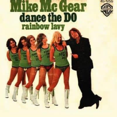 MIKE McGEAR - Dance The Do (1975) - Les collaborations discographiques de Paul McCartney : les secrets de l'album (paroles, tablature)