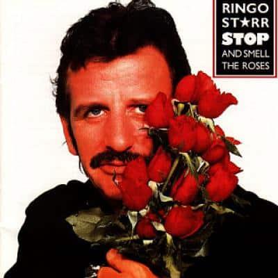 RINGO STARR - Stop And Smell The Roses (1981) - Les collaborations discographiques de Paul McCartney : les secrets de l'album (paroles, tablature)
