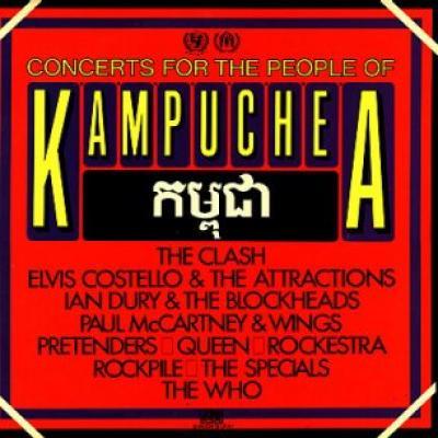 Concerts For The People Of Kampuchea (1981) - Les collaborations discographiques de Paul McCartney : les secrets de l'album (paroles, tablature)