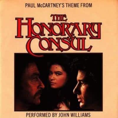 JOHN WILLIAMS - The Honorary Consul (1983) - Les collaborations discographiques de Paul McCartney : les secrets de l'album (paroles, tablature)