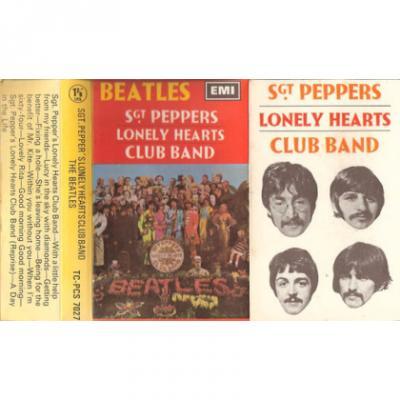 Sgt Pepper's Lonely Hearts Club Band - The Beatles : les secrets de l'album (paroles, tablature)