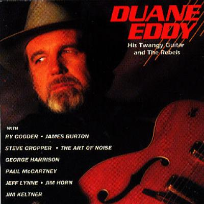 DUANE EDDY - His Twangy Guitar And The Rebels (1987) - Les collaborations discographiques de Paul McCartney : les secrets de l'album (paroles, tablature)